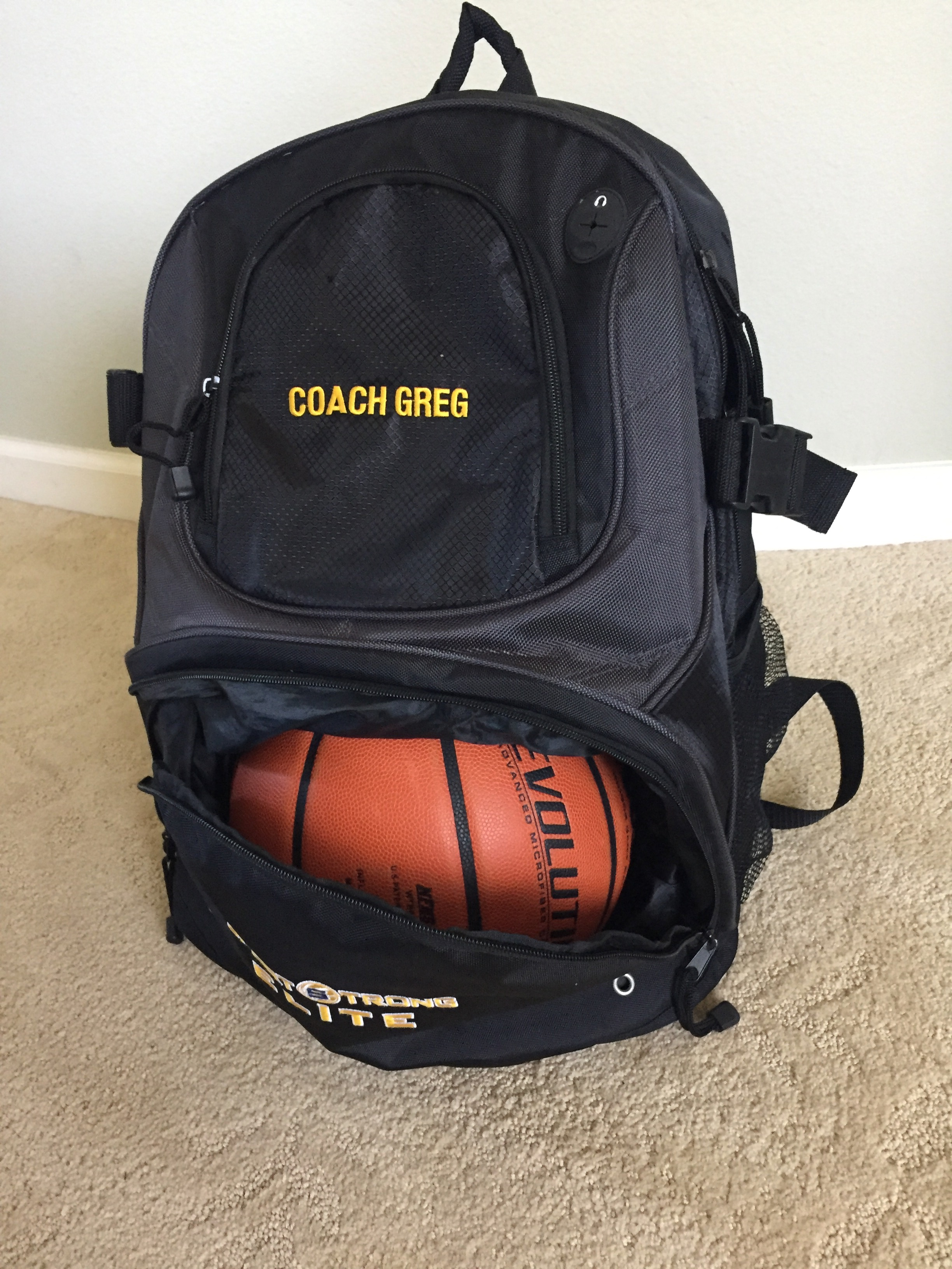 Travel Game Bag